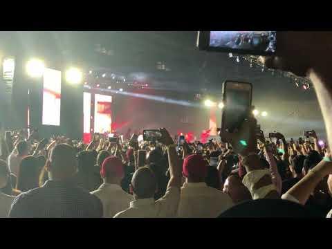 Bad Bunny - Intro at Puerto Rico Convention Center
