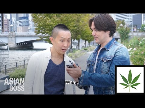 What Do The Japanese Think Of Weed? | ASIAN BOSS