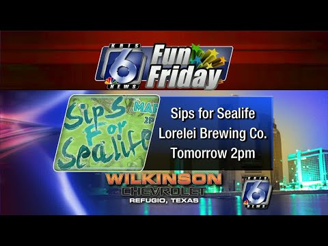 Fun Friday Forecast – March 22