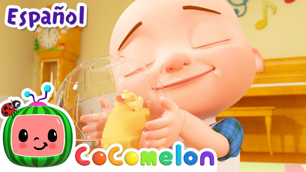 CoComelon en Español | Pijamada de Jelly Bean | Canciones Infantiles y de Cuna