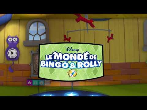 LE MONDE DE BINGO ET ROLLY - Vidéo 360°