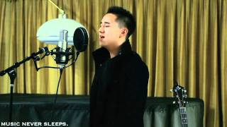 Tong Hua (童话) Full Chinese Cover by J Rice and Jason Chen.mp4 2011