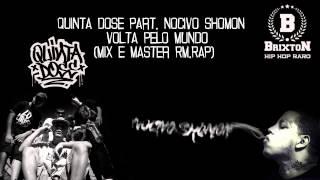 Gambar cover Quinta Dose part.. Nocivo Shomon - Volta Pelo Mundo (prod. Plock)