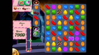 Candy Crush Saga: Level 221 (No Boosters) iPad 4