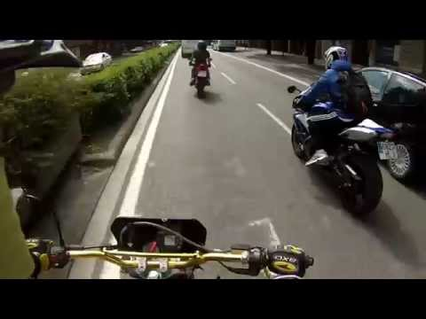 Moto 50cc125cc/ Derbi Senda Drd Racing 50 SM/ Honda Nsr 125/ Gopro Hero 3