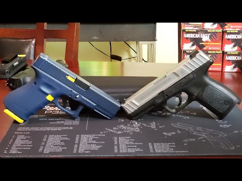 Glock 19 VS SD9VE