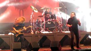 Voivod - Target Earth (New Song) Live In Chicoutimi - June 29, 2012