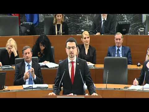 09.04.2015 - 12. izredna seja Državnega zbora - Razrešitev ministra Vebra - Integral