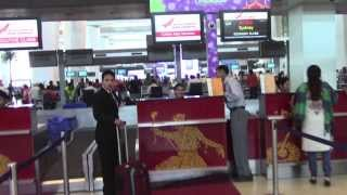 PAUL HODGE: 2013 SOLO AROUND WORLD IN 24 DAYS, INDIRA GANDHI INTERNATIONAL AIRPORT, Ch 57