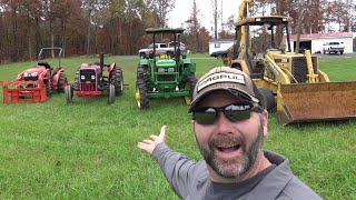 How to choose the right tractor for you! Buying right the first time! Save $$
