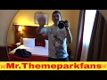 Magic Circus hotel tour vlog & Privé swimming pool. :)