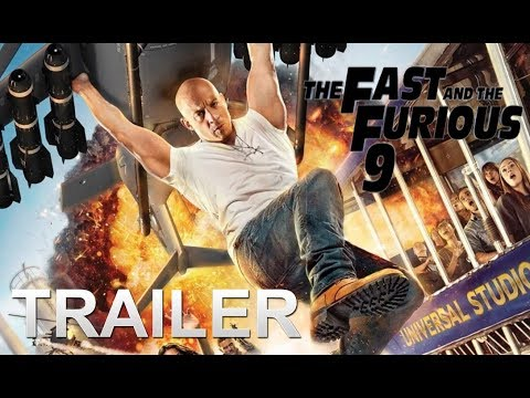 Fast and Furious 9 Movie Trailer  2019 Vin Diesel Action Movie  Fan Made