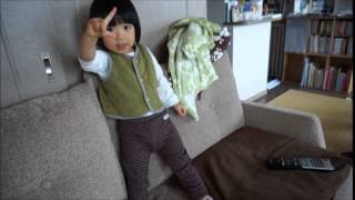 2歳の娘に将来の夢を聞いてみました。