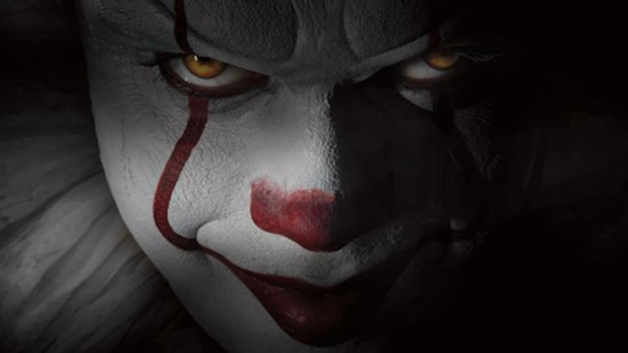 first look at new pennywise from it movie youtube