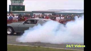 BEST of Muscle Cars ( CRASH and FAIL #3 ) Pure Sound EPIC