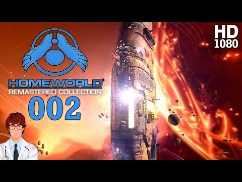 Homeworld Remastered #002 - Irgendwas stimmt nicht [Deutsch German]   Let's Play