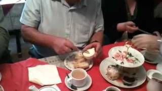 Devonshire Cream Tea - Tudor Rose Tearoom