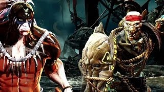 THUNDER VS SPINAL! Week Of Spinal - Part 4 Killer Instinct