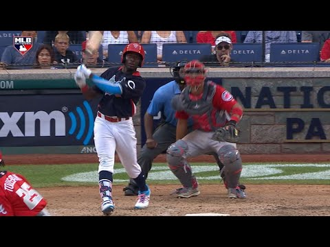Trammell homers, earns MVP in 10-6 USA win: 7/15/18