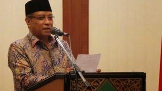 Prof DR KH Sa'id Aqil Siradj MA di kaliwungu Terbaru 2017