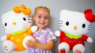 Download The Three Little Kittens Nursery Rhyme song for kids by Gaby Mp3 and Videos