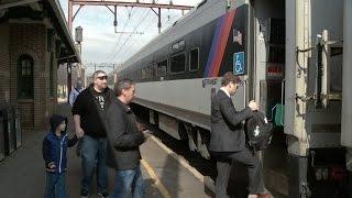 NJ Transit Rail Strike Looms as Negotiations Continue