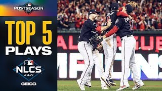 Howie Kendrick and the Nationals play out of their minds! | Top Moments of the NLCS