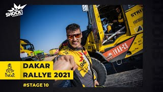 ETAPA 10 // DAKAR 2021 // BIG SHOCK! RACING