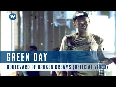 Green Day - Boulevard Of Broken Dreams (Official Music Video)