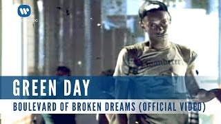 Green Day - Boulevard Of Broken Dreams (Official Music Video)