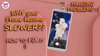 Why phone become SLOWER   How to FIX it(2 solutions)