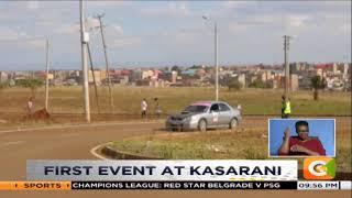 Tarmac autocross first event at Kasarani
