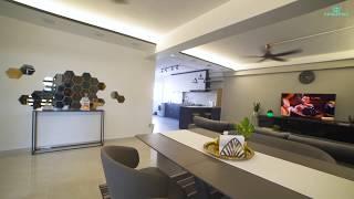 Interior Design Singapore | Massive Resale Modern Contemporary Home  Todz 'terior