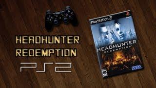 Headhunter Redemption (PS2)