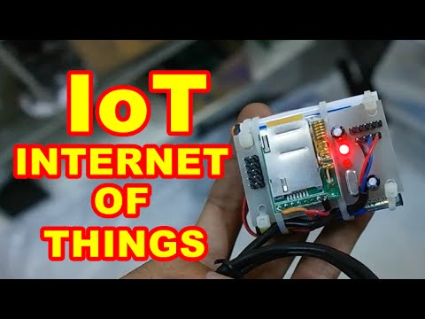 Membuat IoT Internet of Things Sederhana