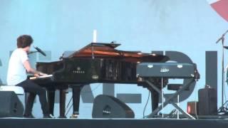 Jamie Cullum - Everlasting Love [HD+HQ] live 26 6 2011 Parkpop Zuiderpark Den Haag Netherlands