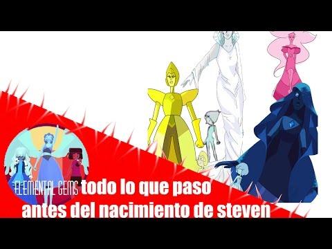 """Teoría """"Todo Lo Que Paso Antes Del Nacimiento De Steven"""""""