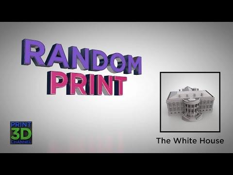The Random Print - Episode 11 - The White House