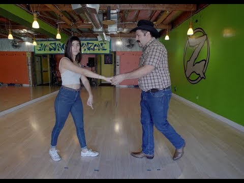 HOW TO DANCE CUMBIA: ft. Tiburcio