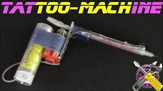 видео Как из машинки для стрижки волос собрать тату машинку