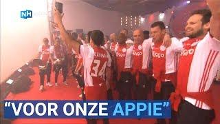 Huldiging landskampioen Ajax Museumplein Amsterdam 2019