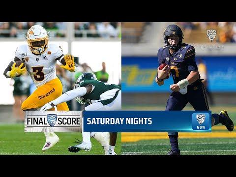 Arizona State-California Football Game Preview