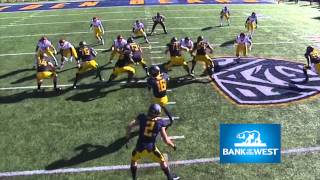 Cal Football: Cal vs. USC Highlights (Bank of the West)