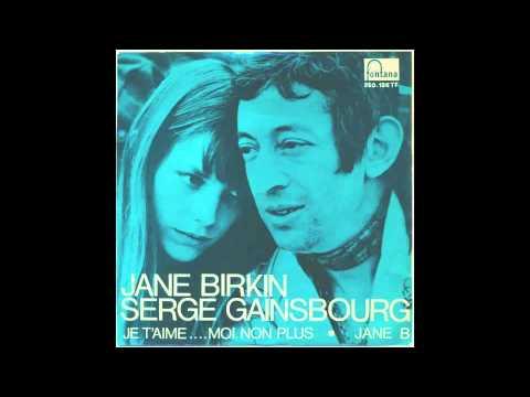 Jane Birkin & Serge Gainsbourg - Jane B.