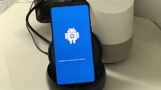 Vérifier Et Mettre à Jour Android 8 0 OREO Et Samsung Expérience 9 0 Sur Galaxy S8