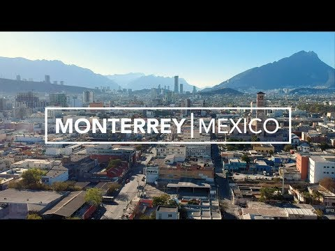 Monterrey, Mexico 2019 | Drone | Travel