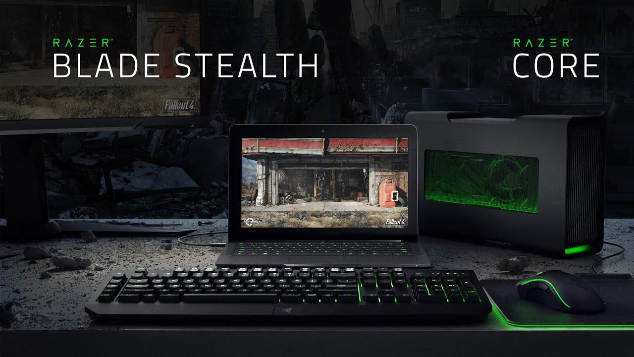 razer blade stealth driver updates