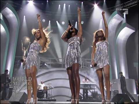 Destiny's Child Medley Live @ World Music Awards '05 HD ...