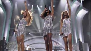 Destiny's Child Medley Live @ World Music Awards '05 HD