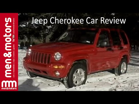 Jeep Cherokee Car Review (2001)